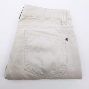 H&M Cream Jeans Men